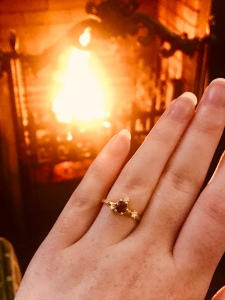 Ring by fire