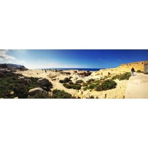 Dwejra Bay Beach